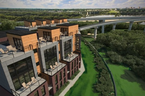 7West Riverfront Townhomes